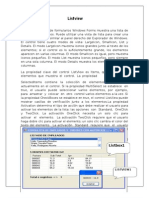List View- Visual basic Net