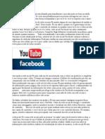 Facebook Está Planejando Para Remover Youtobe