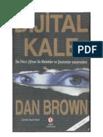 DAN BROWN - DİJİTAL KALE
