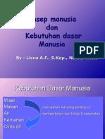 KONSEP MANUSIA & KDM.ppt