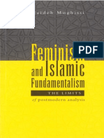 Hiadeh Moghissi-Feminism and Islamic Fundamentalism_ the Limits of Postmodern Analysis-Zed Books (1999)