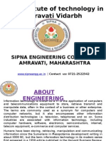 Best institute of technology in Amravati Vidarbha