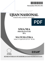 Bocoran Soal UN Matematika SMA IPA 2015 by Pak-Anang.blogspot.com
