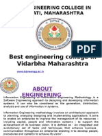 Best engineering college in Vidarbha Maharashtra