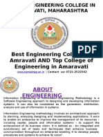 Best Engineering College in Amravati | Top College of Engineering in Amaravati