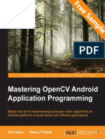 Mastering OpenCV Android Application Programming - Sample Chapter