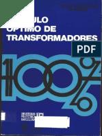 Cálculo Óptimo de Transformadores