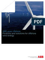 Abb Goes Offshore