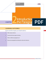 Introduction to the paragraph