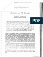 Polkinghorne, D. Narrative and Self Concept