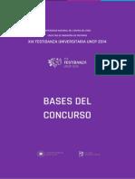 Bases Oficiales Festidanza2014