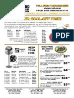 Summer 15 Industrial Supply Promotional Catalog