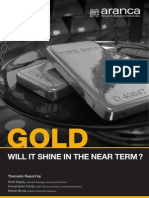 Gold - Will It Shine In The Near Term?