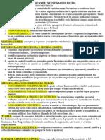 Resumen Metodos y Tecnicas de Investigacion Social