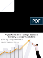 Small Business Management Project
