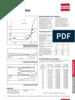 PTC-Thermistors - Dxxx PTCSensoren 69000202 e[1]