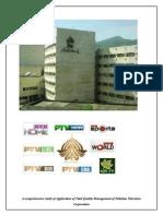 Ptv Final Report