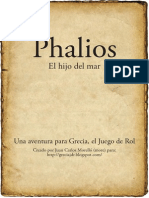 Phalios, Hijo Del Mar