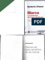 Chaves MARCA Los Significados de Un Signo Identificador Fragmentos