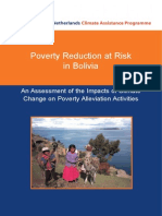 Gonzales & Suarez 2007 Poverty Reduction at Risk in Bolivia.v1