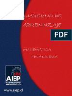 MAT121 - Matematica Financiera
