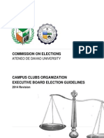2014 General Electoral Code - Cco