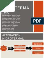 ALTERACIONES HIDROTERMALES_