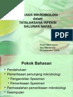 Peranan Mikrobiologi, Rw 8 Peb 2014