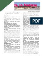 Frati Minori - Notizie da Viesti N. 08/2015