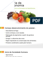 Power Point Gastronomia