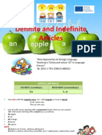 definite and indefinite articles1