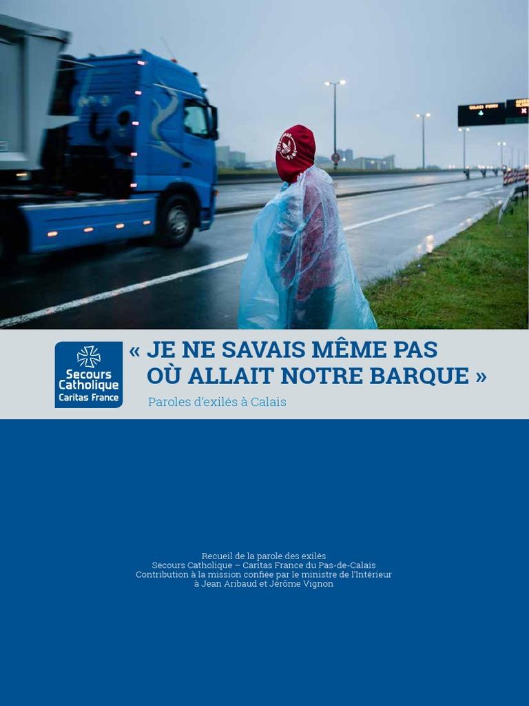 Sont Calais Les Migrants Qui De zMVqUpGS