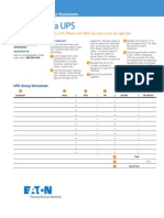 Brochure Ups Size Cost Worksheets Lr