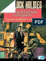Isaac Asimov - Sherlock Holmes a Traves Del Tiempo y El EspacioR1