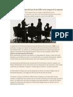 Cinco Recomendaciones Del Uso de Las NIIF en Los Riesgos de La Empresa