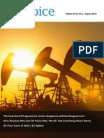 OilVoice Magazine - August 2015
