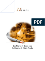 Cabos p Instal MT 2013-Nexans