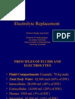 Electrolytes (2)