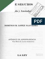 ley de seguros Comentada Argentina