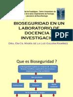 BIOSEGURIDAD Facultad de Ciencias Aplicadas Colombia _ DIA 1