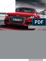 Audi TT Catalogue