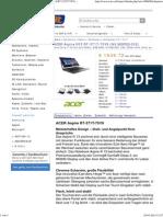 Acer Aspire r13 r7