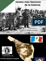 Los Sonorenses Más Famosos de La Historia - Octavio Orosco Villegas