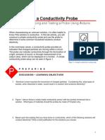 Build a Conductivity Probe