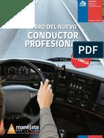 Libro Del Nuevo Conductor Profesional