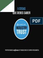 IndustryTrust Booklet ES SPASP FEB2015 EXT