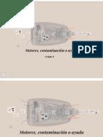 Motores,Contaminacion o Ayuda