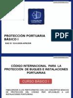 Curso PBIP - Proteccion de Buques e Instalaciones Portuarias