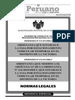 Separata Especial Boletín 05-08-2015 Normas Legales TodoDocumentos.info