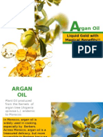 Argan Oil- Liquid Gold With Magical Benefits